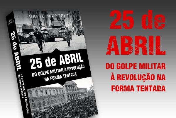 Sessão de apresentação «25 de Abril»