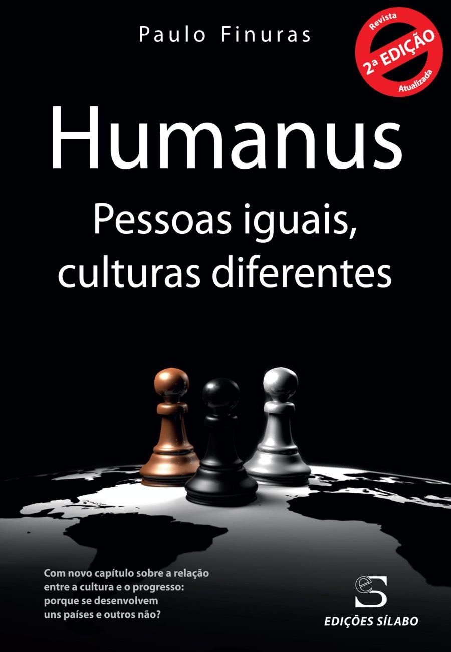 Humanus – Pessoas iguais, culturas diferentes. Um livro sobre Ciências Sociais e Humanas, Sociologia de Paulo Finuras, de Edições Sílabo.