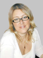 Alexandra Barosa-Pereira. Autora do livro Coaching em Portugal, das Edições Sílabo.