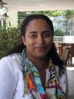 Ana Isabel Sani. Autora do livro Dicionário – Crime, Justiça, Sociedade, das Edições Sílabo.