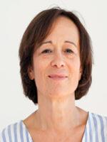 Ana Cristina Palos. Autora do livro Desenvolvimento, Direitos Humanos e Segurança, das Edições Sílabo.