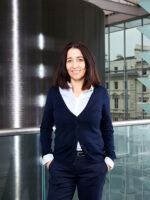 Cláudia Custódio. Autora do livro Finanças da Empresa, das Edições Sílabo.