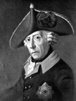 Frederico II da Prússia. Autor do livro Reflexões sobre a Arte de Vencer, das Edições Sílabo.