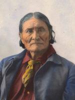 Geronimo. Autor do livro Geronimo e os Apaches, das Edições Sílabo.