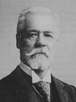 Henri Fayol. Autor do livro Administração Industrial e Geral, das Edições Sílabo.