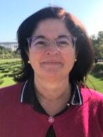 Leonilde Reis. Autora do livro Inovação e Sustentabilidade em Tecnologias de Informação e Comunicação, das Edições Sílabo