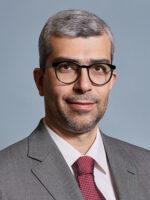 Luis F. Martinez. Autor do livro Gerir Pessoas, das Edições Sílabo.