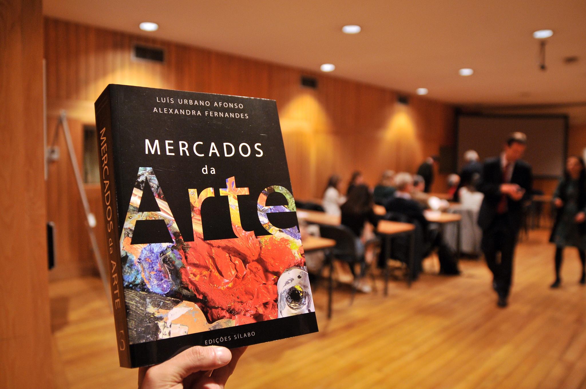 Sessão de Lançamento «Mercados da Arte»