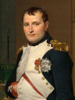 Napoleão Bonaparte. Autor dos livros Como Fazer a Guerra, Máximas e Pensamentos de Napoleão, das Edições Sílabo.