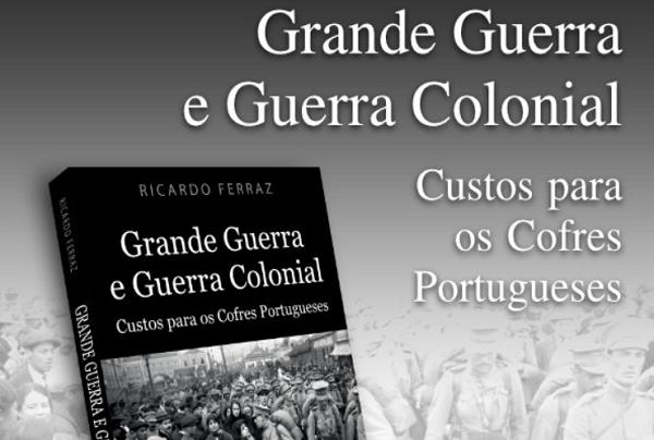 CANCELADO | Sessão de apresentação «Grande Guerra e Guerra Colonial»
