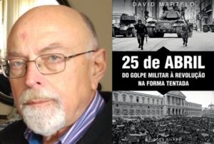 Entrevista David Martelo - Revista Novos Livros - 25 de abril