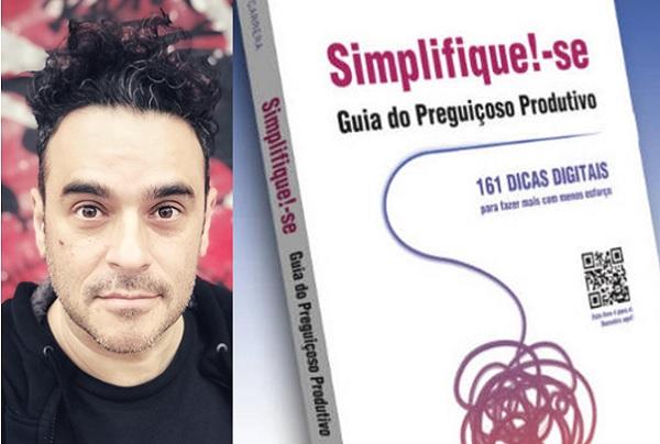Sessão de apresentação «Simplifique!-se – Guia do Preguiçoso Produtivo»