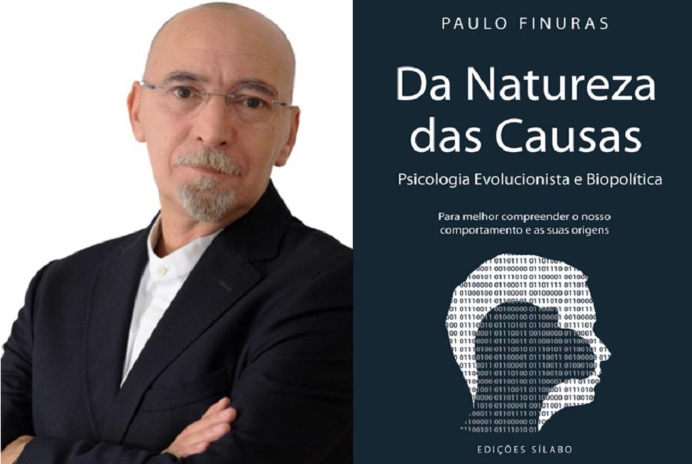 Paulo Finuras a propósito do seu novo livro