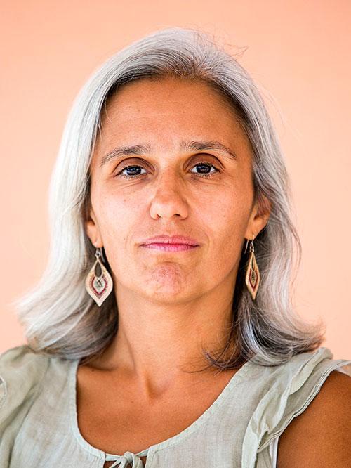 Rita Carvalho. Autora do livro Divórcio e Parentalidade, das Edições Sílabo.