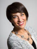 Silvia Dello Russo. Autora do livro Psicossociologia das Organizações, das Edições Sílabo.